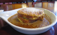 Crme Brle French Toast