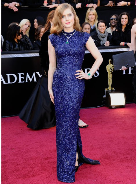 Oscars 2011 Amy Adams