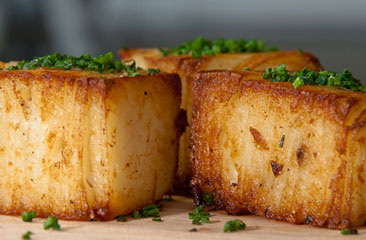 Thomas Keller's Potato Pave