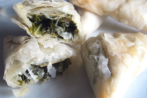 Spinach and Feta Spanakopita
