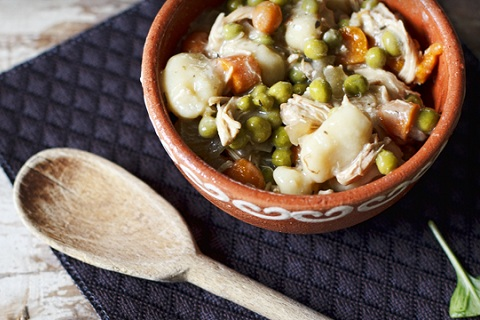 Chicken Gnocchi Stew