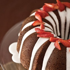 Chocolate Bundt Cake my recipes