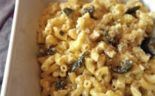 Gluten-Free Jalapeño Macaroni and Cheese