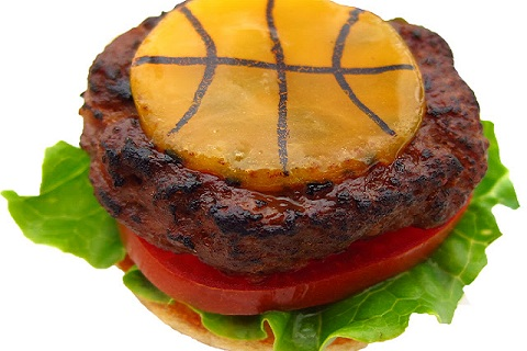 March Madness Mini Cheeseburger Recipe