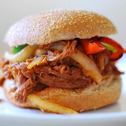 pulled pork th