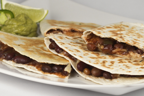 Chili Quesadillas