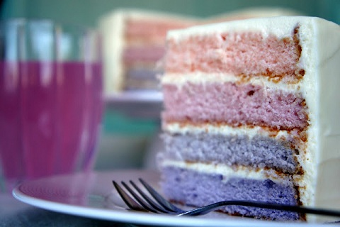 Perfect Vanilla Layer Cake
