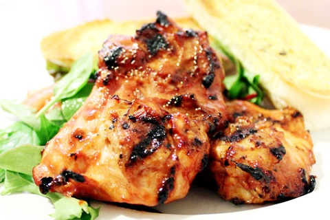 Tangy Honey & Mustard Chicken