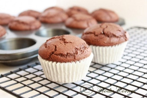 Whole Wheat Cappuccino Muffins