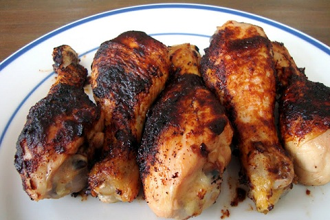 Perfect Barbecue Chicken
