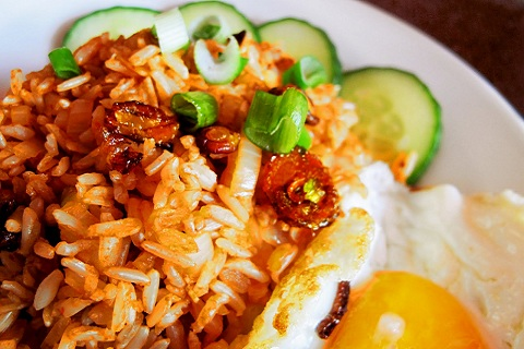 Malay Sambal Fried Rice