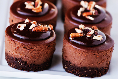 Chocolate Cream Cakes