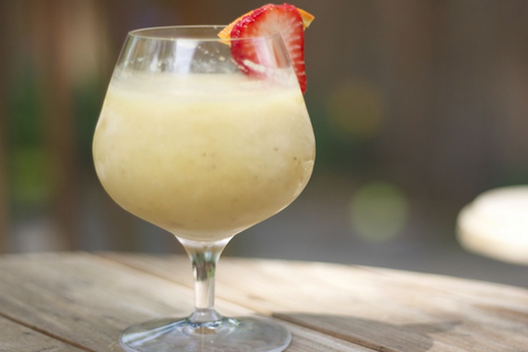 Frozen Banana Daiquiri