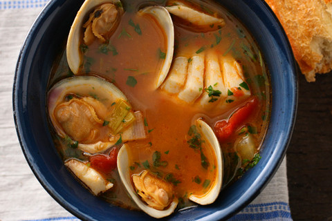 Fish Stew from Chow Photo by Jill Santopietro