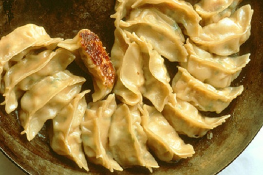 Shrimp Potstickers from Martha Stewart
