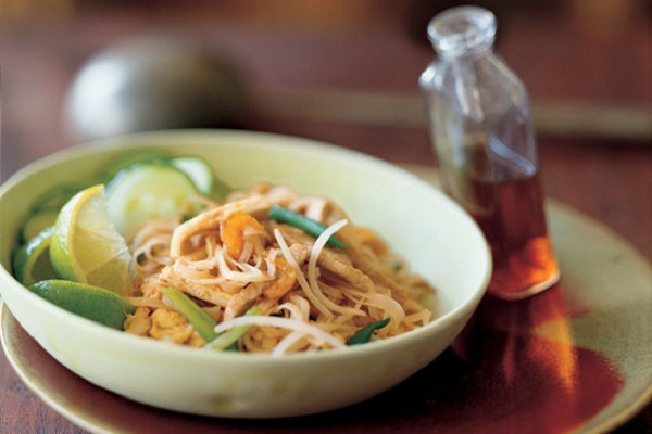 Classic Pad Thai from Leite's Culinaria Photo by Richard Jung