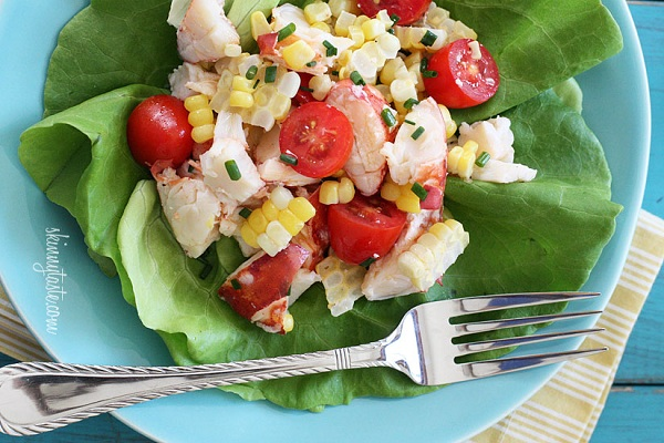 with mango and mint summer corn salad summer corn salad grilled ...